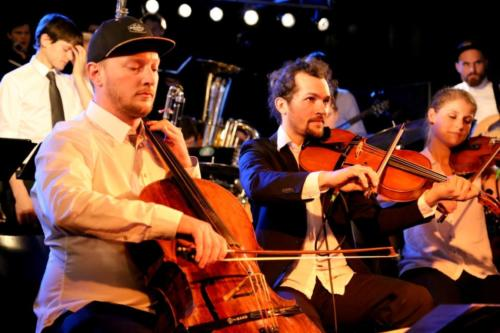 Jazzrausch Bigband Bruckners Breakdown
